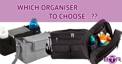Which BTR Buggy Organiser to Choose