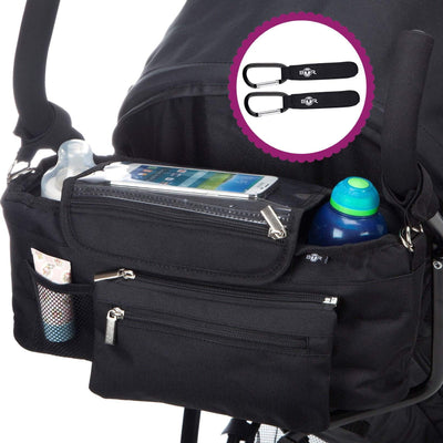 BTR 'Pootle' Buggy Organiser - with Detachable Purse & Phone Pocket