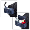 BTR 'Jaunt' Pram Buggy Organiser - with Zipped Lid & Phone Pocket