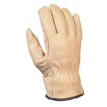 53201 Unlined Grain Cowhide Work Glove