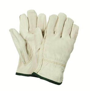 54934 Fleece lined cowhide leather glove