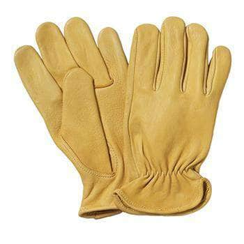 GB1801 Grain Deerskin Leather Work Glove Driver