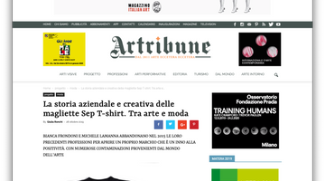 Artribune e SEP