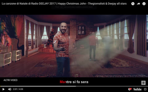 Ogni Maledetto Natale Radio Deejay Sep t-shirt