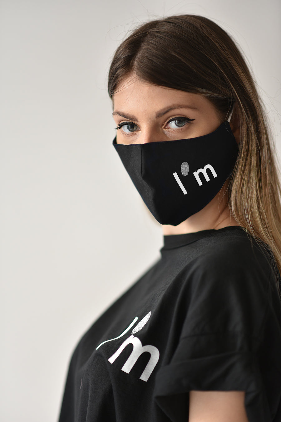I'M SEP MASK & CROP '90 - Sep T-Shirt