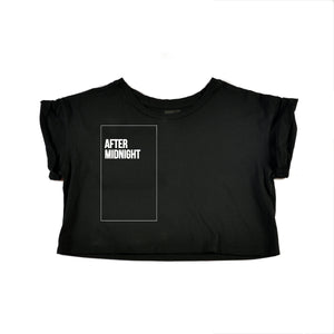 After Midnight Crop 90's Tee - Sep T-Shirt