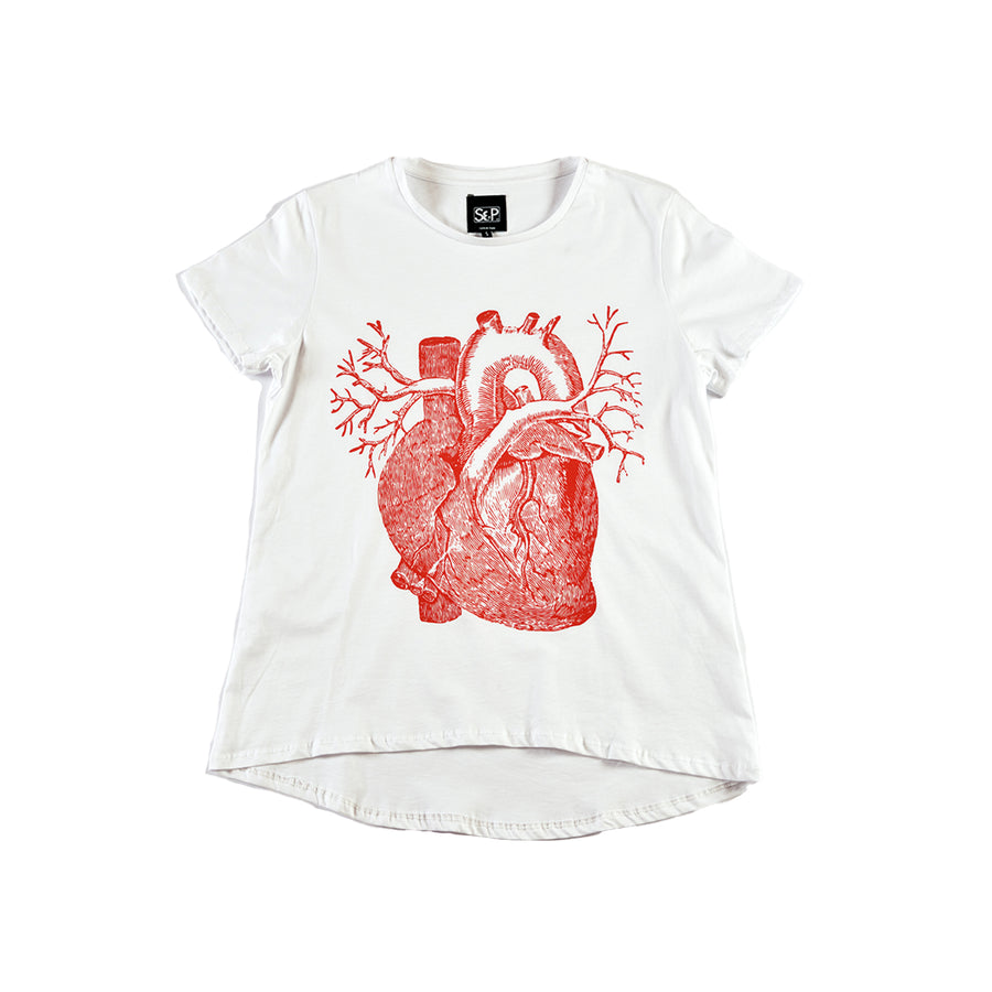 Heart Lady - Sep T-Shirt