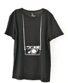 T-Photo Black - Sep T-Shirt