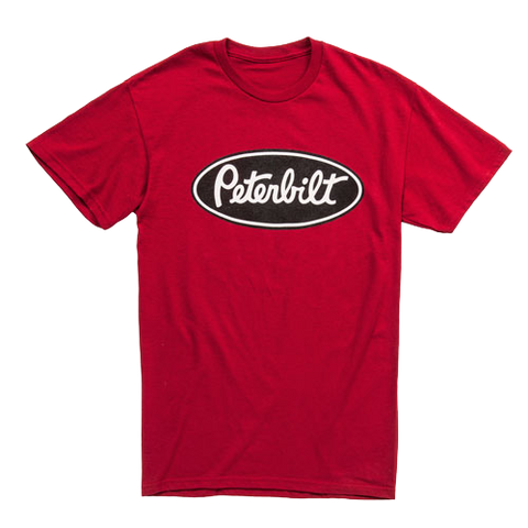 Red Big Logo T-Shirt