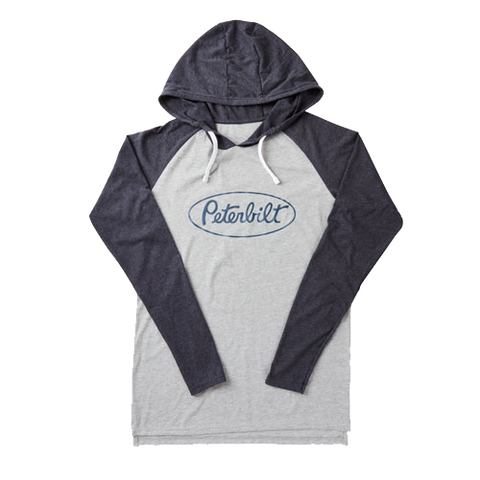Raglan Hooded Shirt