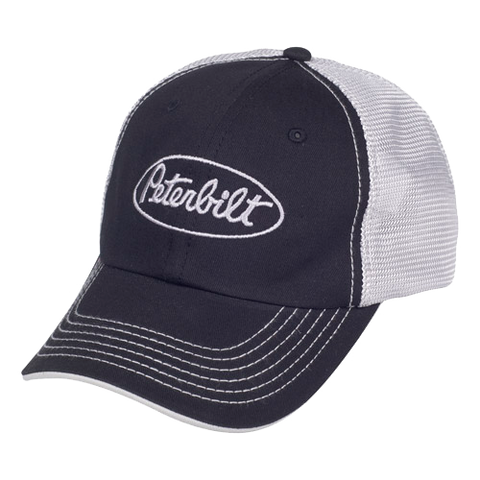 Mesh Back Cap - Black