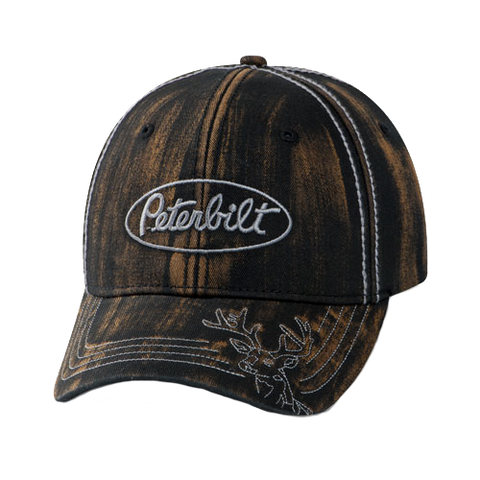Buck Stitch Cap