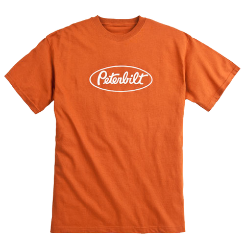 Burnt Orange Logo T-shirt