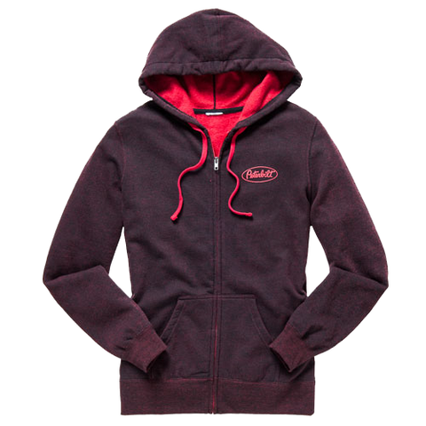 Ladies' Indide-Out Hoodie