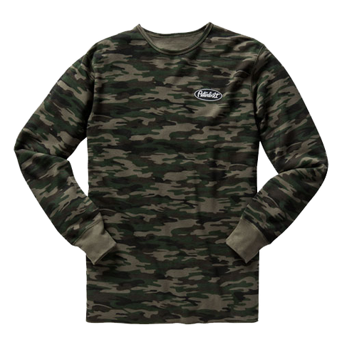 Long-Sleeve Camo Thermal Shirt