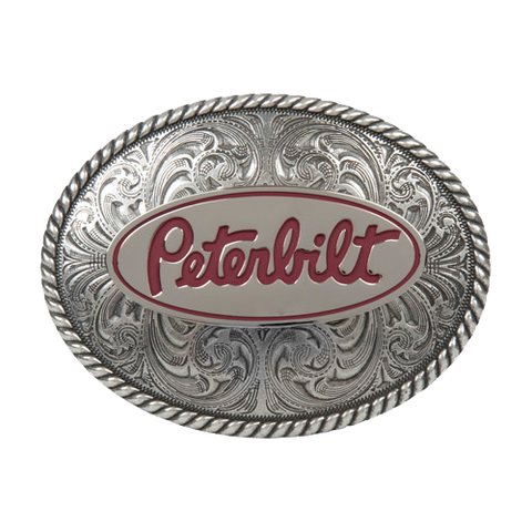Montana Silversmiths Pewter Belt Buckle