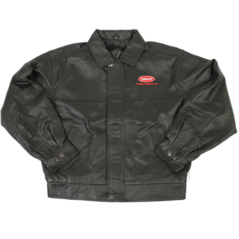 Peterbilt Manitoba Leather Jacket
