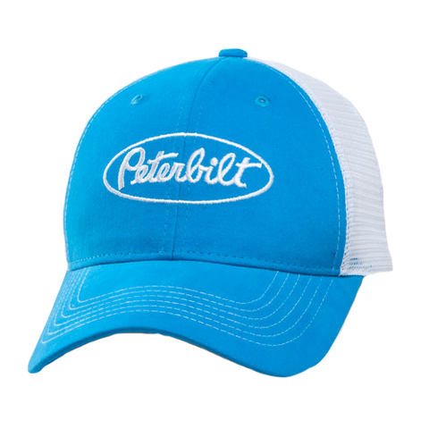 Sueded Mesh Cap