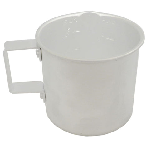Aluminum Measuring Cup - 1 Quart