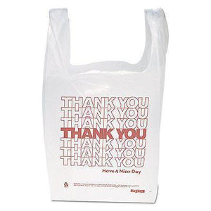 T-Shirt and Grocery Bags - Thank you - 43471 - 500 Qty
