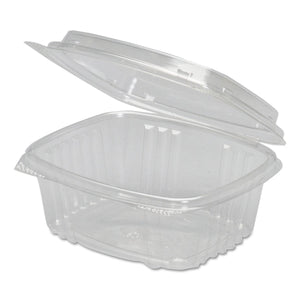 Clear Hinged Deli Container