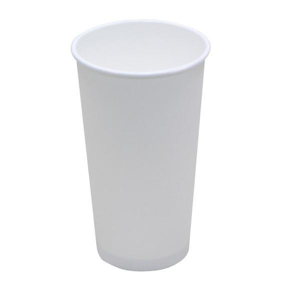 Hot Cup White