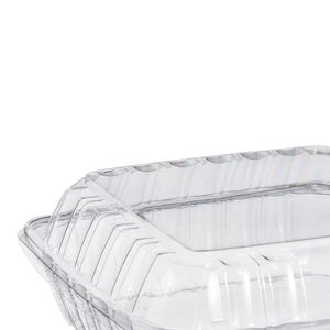 Clear Colored Hinged Tray