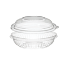 Clear Bowl & Lid