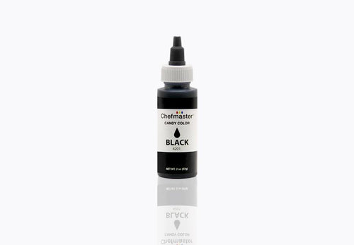 Black Candy Color Liqua-Gel food coloring