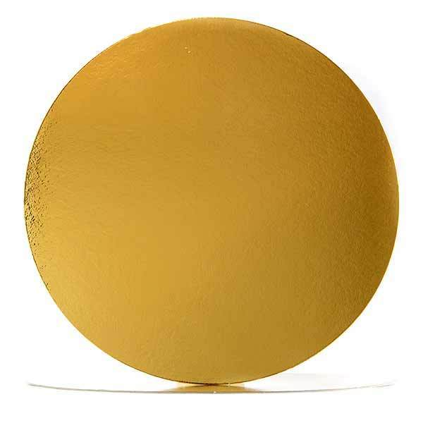 Heavy Weight Gold Cake Boards