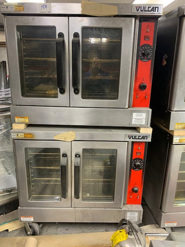 VULCAN VC4ED ELECTRIC CONVECTION OVEN (TOP OR BOTTOM) (PREOWNED)