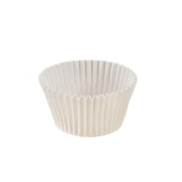 White Baking Cup - 1-1/2