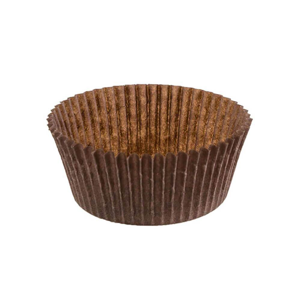 Brown Baking Cup - 2-3/4