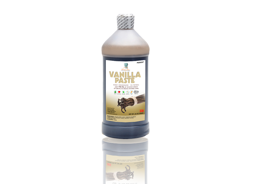 Pastry Star vanilla bean paste 35oz bottle