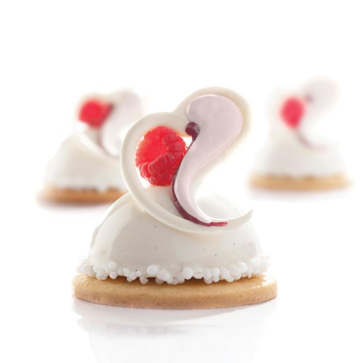 Sweet Heart Chocolate Decor