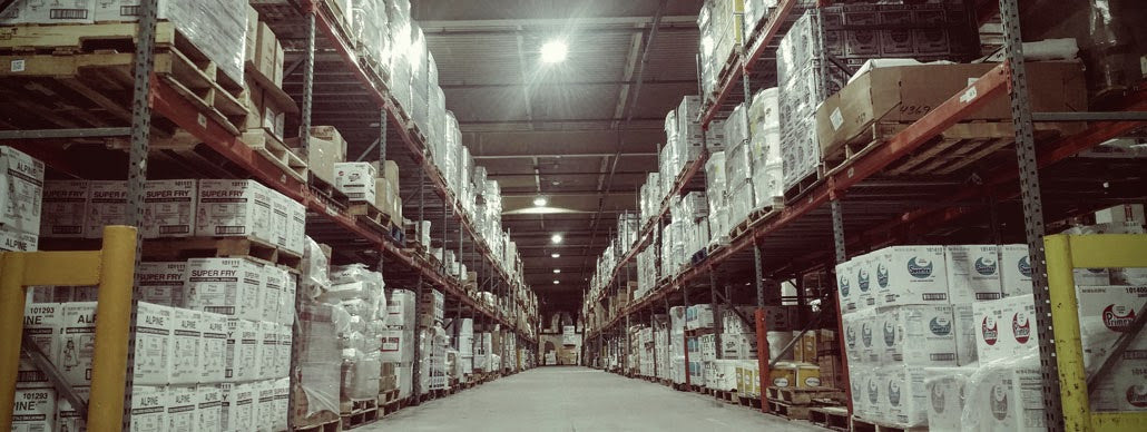 Over 4000 Items Stocked In Our Warehouse
