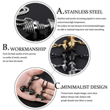 2017 Mens Dumbbell Hand Pendant Necklace