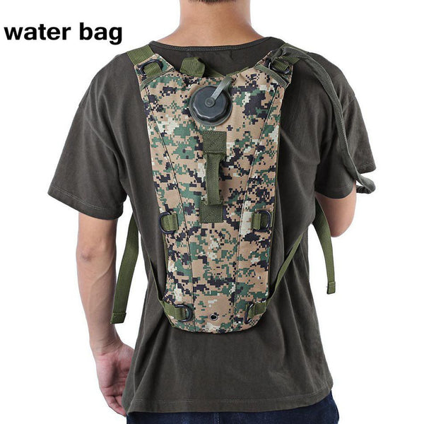 3L Water Bag bottle Pouch backpack