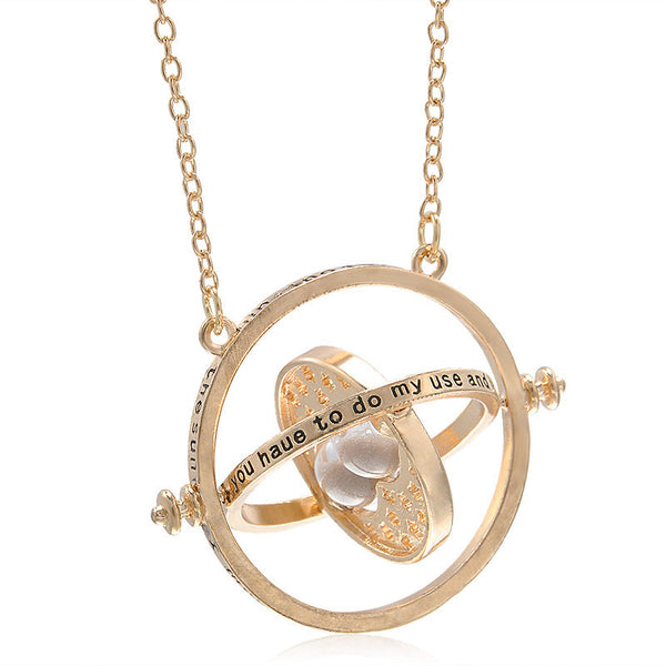 2017 Time Turner Necklace