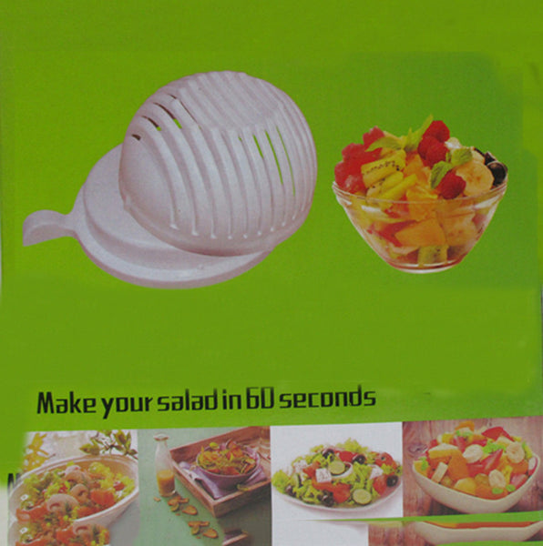 Vegetable Salad Cutter Bowl