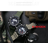 High Spec LED Military Wrist Watch
