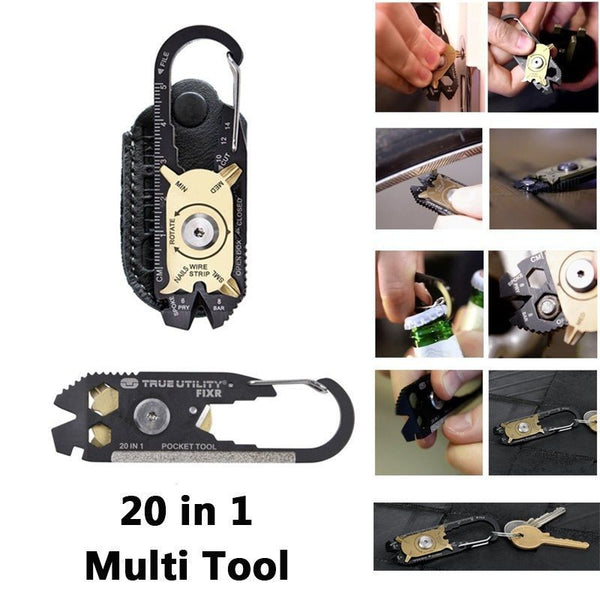 20 in 1 multi-functional combination tool