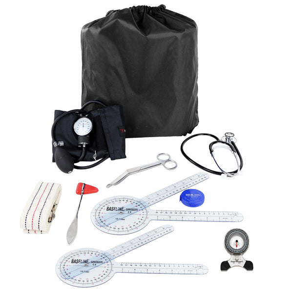 PT Student Kit 9-piece with drawstring bag