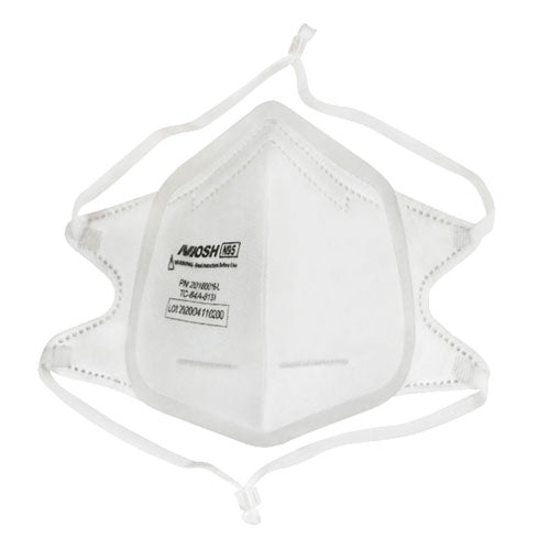 Protekx N95 Respirator Masks NIOSH & FDA Approved, Bx/10