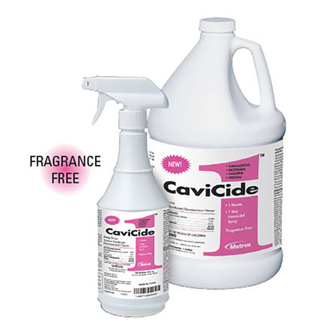 CaviCide 1 Cleaner and Disinfectant - 24oz Spray Bottle