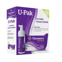 Theraworx Protect U-Pak for Daily Urinary Health (Pack of 2)