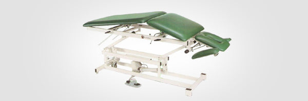 Armedica AM-500 Hi-Lo Treatment FIVE Section Table, With Casters (FREE SHIPPING)