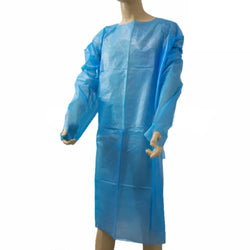 BodyMed Non-Surgical Isolation Gown Pack of 10