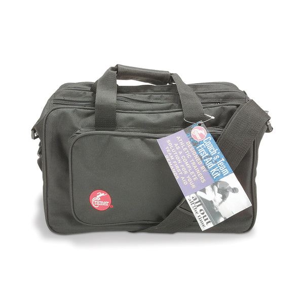 Cramer Coach's Team First Aid Kit with Bag and Supplies