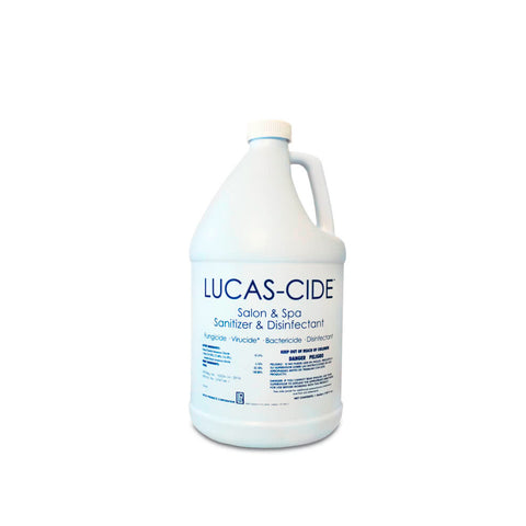 LUCAS-CIDE™ Salon & Spa Sanitizer & Disinfectant - Gallon
